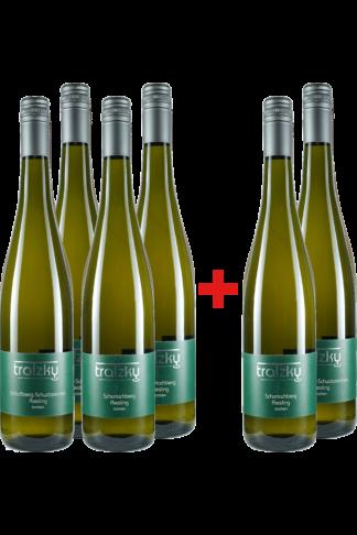 4+2 Riesling trocken Lagenwein-Paket